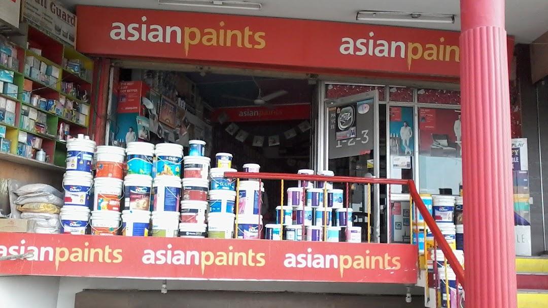 V K  Asian Paints Dealer Shop Store Ludhiana - Paint Shop in Ludhiana