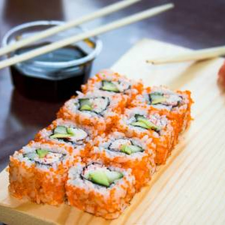Fresh California Rolls Recipe