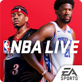 10.  NBA LIVE Mobile Basketball