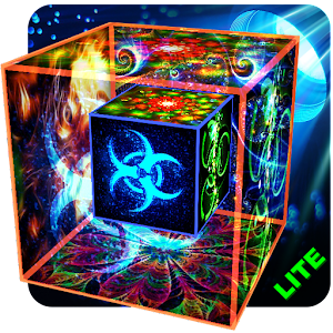 Amazing Cube Amazing Cube Lwp Lite  Android Apps On Google Play