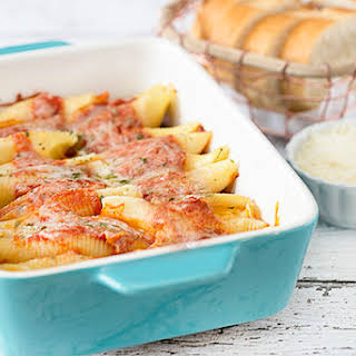 Stuffed Shells Without Ricotta Or Cottage Cheese Recipes.