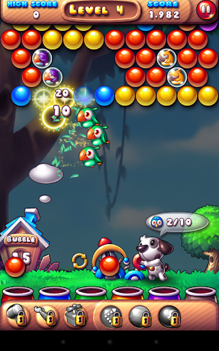 Bubble Bird Rescue modavailable screenshots 12
