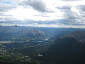 Photo: Looking South from Crowsnest Mountain