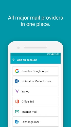Aqua Mail Pro 1.16.0-1193 Stable APK