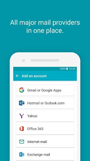 Aqua Mail Pro 1.16.0-1257 Stable APK