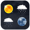 Realistic Weather Iconset HD icon