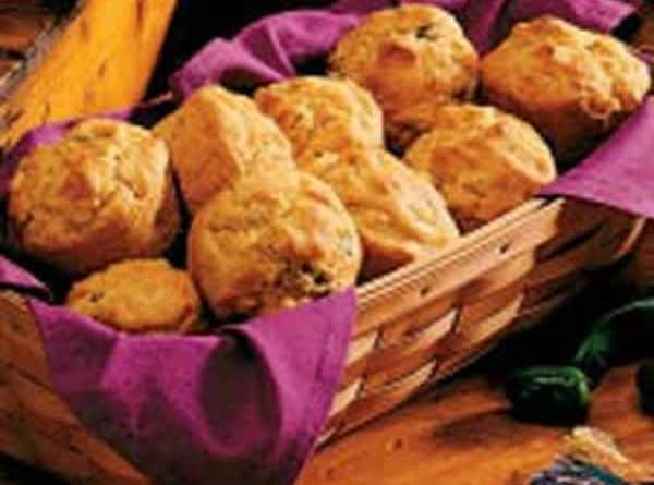 Corn Muffins With Chili Recipe