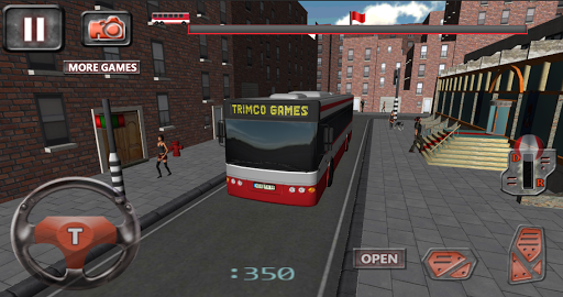 SAN ANDREAS Bus Mission 3D 1.3 screenshots 6