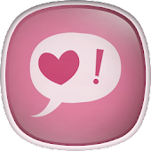 Minimal Pink Live Wallpaper