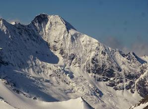 Photo: Di nuovo questa montagna... che non ricordo il nome