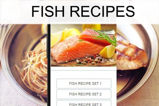 魚のレシピ