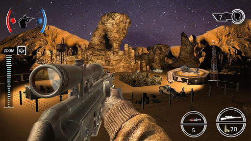 Mountain Sniper Shooting: 3D FPS  screenshots 22