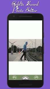 Goblin Sword Photo Editor for PC-Windows 7,8,10 and Mac apk screenshot 1