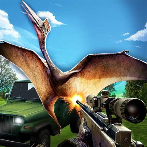 Safari Dino Hunter 2 - Dinosaur Games