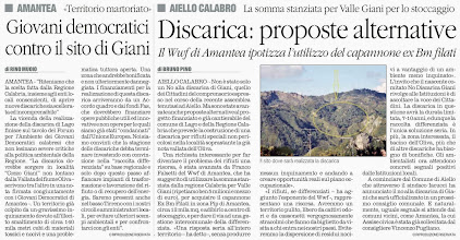 Photo: Il Quotidiano del 5 gennaio 2014, pag. 30