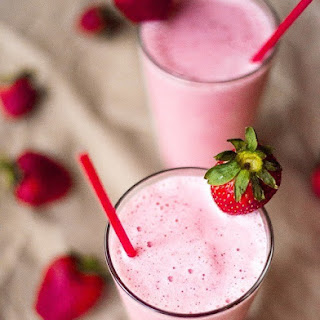 Strawberry Protein Shake Recipes