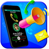 Caller Name Announcer - Speaker - Ringtone maker