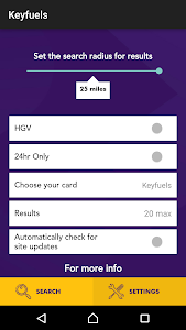 Keyfuels screenshot 3