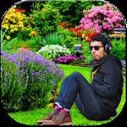 Garden Photo Frames - Garden Photo Editor