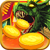 Download Golden Dragon Coin Dozer Free APK to PC