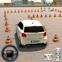 Real Car Parking 3D Car Games icon