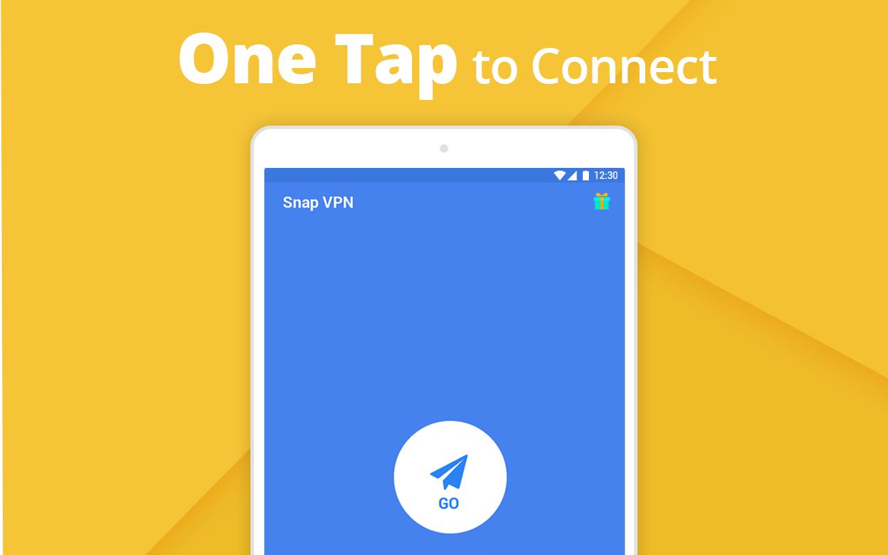 Snap VPN - Unlimited Free & Super Fast VPN Proxy screenshots