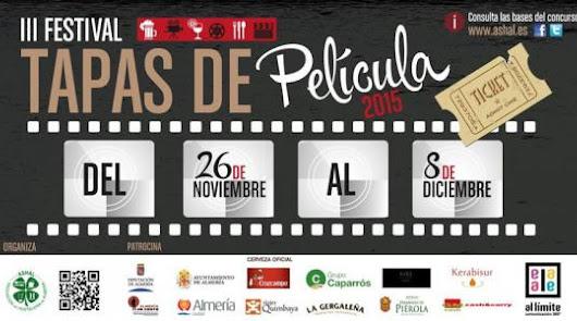 III Festival Tapas de Película