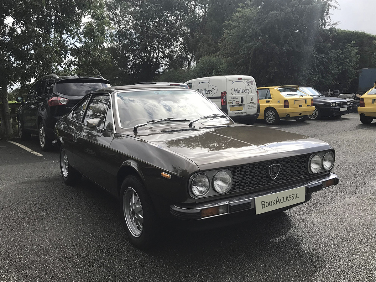 Lancia Beta Coupe Hire Bishops Stortford