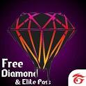 Free Diamond And Elite Pass Giveaway Every Season icon