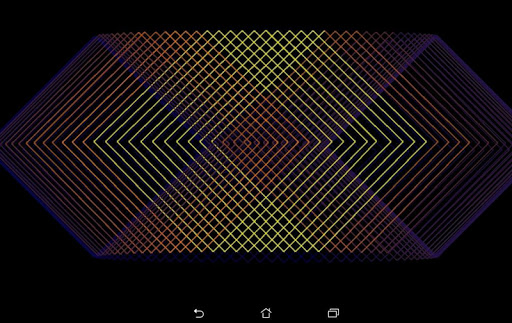 Hypnotic Pulsator Pro - Visualizer & Wallpaper  screenshots 15