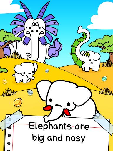 Elephant Evolution - Create Mammoth Mutants modavailable screenshots 9