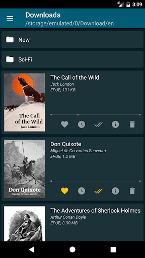 ReadEra u2013 free ebook reader  screenshots 2