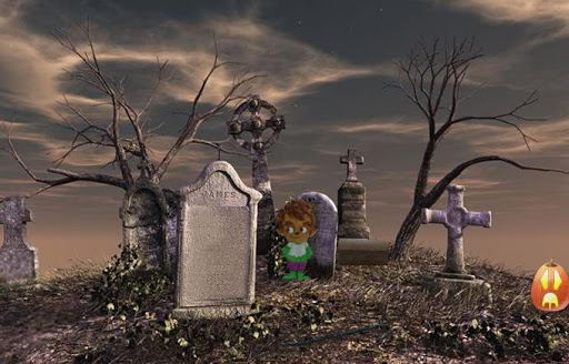 免費下載解謎APP|Escape Game-Halloween Cemetery app開箱文|APP開箱王