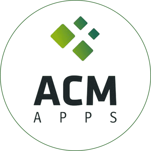 ACM Apps - App Corporativa 通訊 App LOGO-APP開箱王