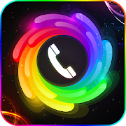 Color Call Flash Theme- Caller Screen, LED Flash