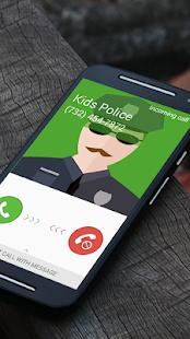 App Fake Call Kids Police APK for Windows Phone