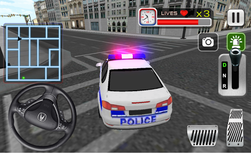 Police Car Driver 3.12 screenshots 14