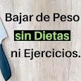 Bajar de peso sin dietas ni ejercicios apk