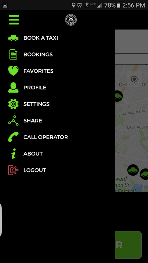 ATX Taxi- screenshot
