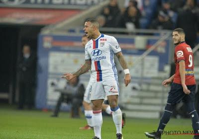 Ligue 1 : Depay et Lyon s'amusent, Nice malmené
