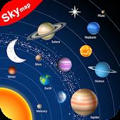Tải bầu trời bản đồ live APK