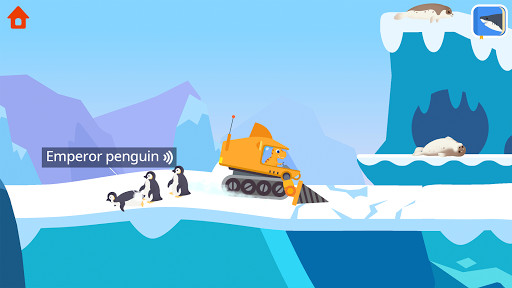 Dinosaur Ocean Explorer - Sea Exploration Games 1.0.2 screenshots 12