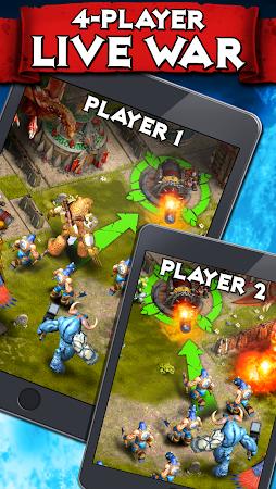 Heroes of War: Orcs vs Knights 1.2.4 screenshot 30494