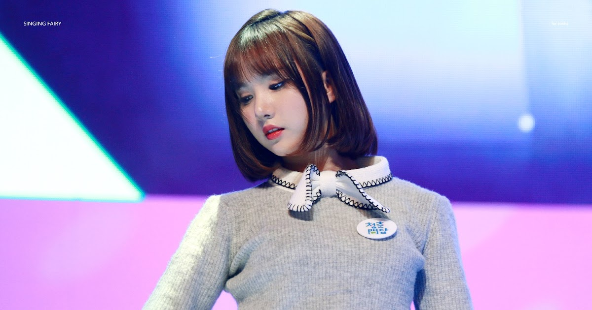 Fans Discover G-Friend Eunha Used To Be A Child Celebrity
