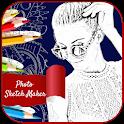 Pencil Sketch : Photo Sketch Maker :Sketch Convert icon