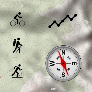 ActiMap - Outdoor maps & GPS