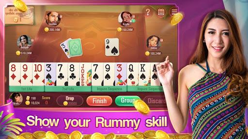 Rummy Plus - Callbreak Indian Online Card Game 2.487 screenshots 5