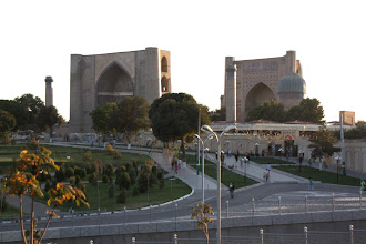 Photo: Day 165 - Samarqand