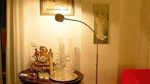a little corner with antique stuff