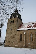 Photo: Die Kirche vor den Baumaßnahmen.